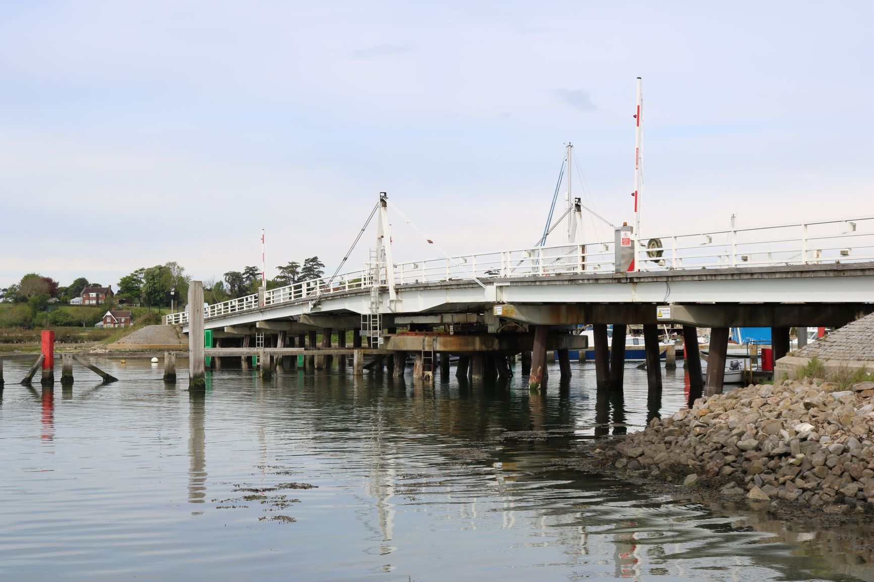 Photo showing Yarmouth bridge