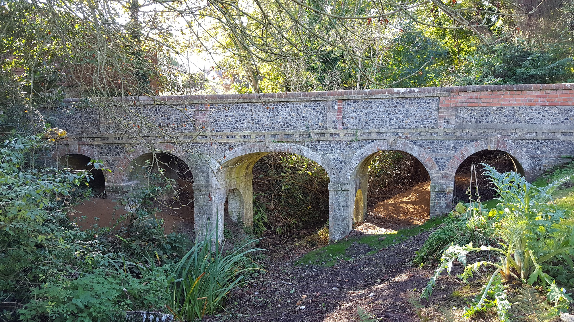 Gully Road Bridge Seaview
