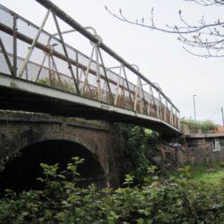 A view of Skew Bridge